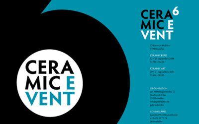 Ceramic Event Brussel Design – Bruxelles – Belgique