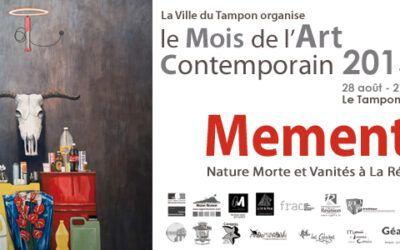 Mois de l'Art Contemporain du Tampon – La Réunion