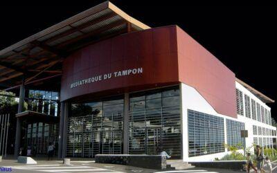 Médiathèque et salle Beaudemoulin – Le Tampon – La Réunion
