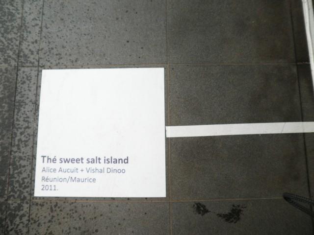 THé SWEET SALT ISLAND