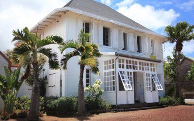 Maison Bédier – FRAC – La Réunion